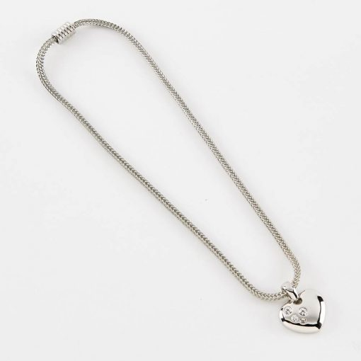 Dante Heart Necklace