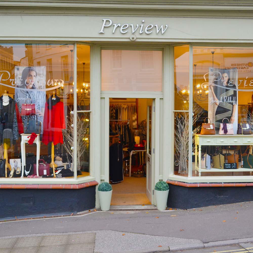 Preview Shop Front